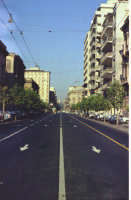 Viale XX settembre nel 1967  - Catania (2424 clic)