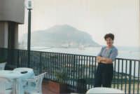 Il golfo di Palermo con Montepellegrino [Settembre 98] PALERMO Ettore Grifasi