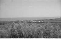 Golfo di Agnone Bagni con lo sfondo il locale Al Torero nel 1967  - Agnone bagni (7425 clic)