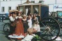 Carrozze d'epoca con personaggi in costume d'epoca[2002]   PALERMO Ettore Grifasi