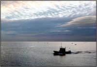 Peschereccio nei pressi del porto di Ognina  - Catania (2411 clic)