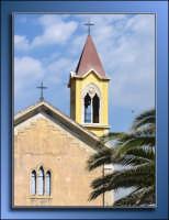 Particolare della chiesetta sul mare di Fondachello  - Fondachello di mascali (6408 clic)
