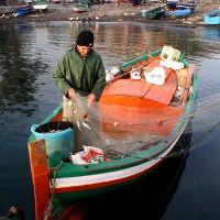 le reti dei pescatori di Pozzillo: Piccolo paesino dove il profumo del mare incanta di freschezza  - Pozzillo (4610 clic)
