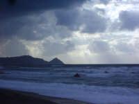 Tramonto con mal tempo  - Brolo (6792 clic)