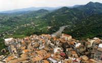 Veduta del paese dal castello !!!  - Santa lucia del mela (3738 clic)