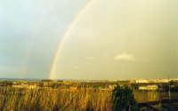 Arcobaleno sul mare di Monforte Marina  - Monforte marina (7911 clic)