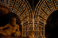 Particolare della fontana sita in Piazza Duomo  - Messina (5276 clic)