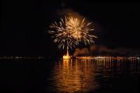 Giochi Pirotecnici sul porto di Messina   - Messina (5234 clic)