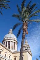 Vista della Cupola e Campanile della Chiesa dell'Annunziata.  - Comiso (1651 clic)