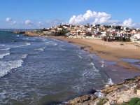 Scorcio della spiaggia a Cava D'Aliga.  - Cava d'aliga (8436 clic)
