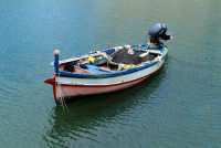 La caratteristica barca siracusana nella Darsena.  - Siracusa (2215 clic)