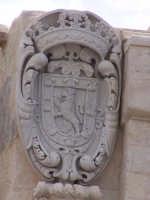 Ponte tra la borgata e il centro storico. Particolare della Porta Spagnola.  - Augusta (1368 clic)