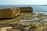 La costa siracusana in zona Plemmirio.  - Siracusa (2115 clic)