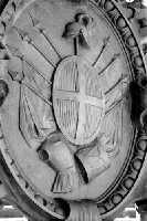 Architetture e particolari a Ragusa Ibla. RAGUSA Tommaso Di Falco