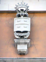 Particolari di un balcone.  - Santa croce camerina (1887 clic)