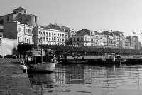 Scorcio della Marina e del Molo Zanagora,  - Siracusa (4131 clic)