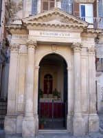 Cappella di San Sebastiano vicino alla Porta Marina.  - Siracusa (1298 clic)