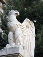 Monumento ai Caduti: particolare COMISO Tommaso Di Falco