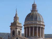 Vista del campanile e della cupola della Chiesa dell'Annunziata.  - Comiso (3646 clic)