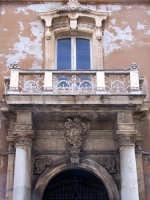 Architetture nel centro storico di Augusta in via P. Umberto.  - Augusta (1417 clic)
