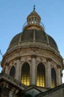 Particolare della cupola della Chiesa Madre.  - Comiso (6079 clic)
