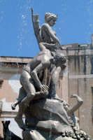 Particolare della Fontana Diana in Piazza Archimede in Ortigia.  - Siracusa (1308 clic)