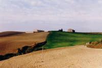 Campagna al limite del territorio siracusano, da lì a poco inzia la provincia di Ragusa. SIRACUSA To