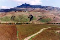 Paesaggio lungo l'autostrada Catania - Palermo. ENNA Tommaso Di Falco