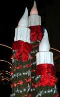 Notturno al C.so Gelone per le festività di Natale.  - Siracusa (1266 clic)