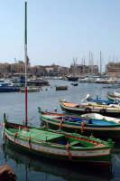 Barche nel Porto Piccolo  - Siracusa (2322 clic)