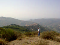 San Salvatore di Fitalia - Panorama  - San salvatore di fitalia (4097 clic)