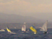 la vela  - Messina (2241 clic)