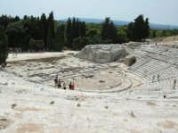 Teatro greco di siracusa  - Siracusa (1813 clic)
