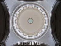 Ragusa Ibla. Interno della Cattedrale.  la cupola della cattedrale RAGUSA Riccardo Spoto