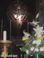 Ragusa Ibla. Interno della Cattedrale. L'altare maggiore RAGUSA Riccardo Spoto