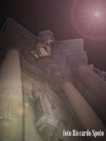 Ragusa Ibla. Scorcio della chiesa barocca di San Giuseppe. RAGUSA Riccardo Spoto