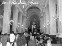 festa di san Placido 5 ottobre 2006. la basilica collegiata di Biancavilla  - Biancavilla (1938 clic)