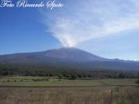 L'Etna vista da Maletto  - Maletto (3818 clic)