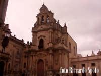 Ragua Ibla. Facciata della chiesa di san Giuseppe.  - Ragusa (1606 clic)