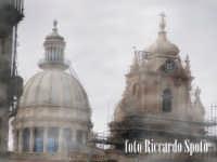 Ragua Ibla. Facciata e cupola del duomo. RAGUSA Riccardo Spoto