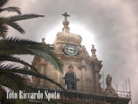 Ragua Ibla. Campanile della Cattedrale, opera egregia di Rosario Gagliardi-. RAGUSA Riccardo Spoto