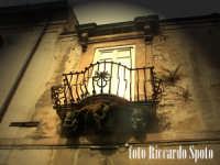 Ragua Ibla. Balconi barocchi nelle vie di Ibla. RAGUSA Riccardo Spoto