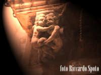Ragua Ibla. Nella fantisia eccentrica degli artisti barocchi, anche le mensole di un balcone, erano