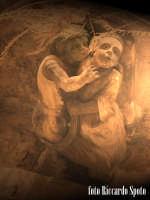 Ragua Ibla. Gli amanti di pietra. Nella fantisia eccentrica degli artisti barocchi, anche le mensole