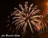 Festa patronale in onore di Sant'Antonio di Padova. I fuochi al rientro del Santo.  - Gravina di catania (3342 clic)