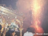 Festa patronale in onore di Sant'Antonio di Padova. I fuochi al rientro del Santo.  - Gravina di catania (3722 clic)