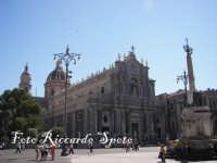 Piazza Duomo L'elefante e la Cattedrale  - Catania (2708 clic)
