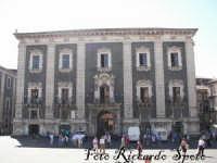 Piazza Duomo Il palazzo dei Chierici  - Catania (3051 clic)