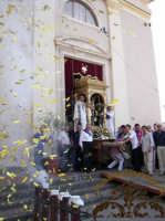 Festa Patronale in onore di San Giuseppe, la Trionfale uscita di domenica 26 agosto  - Santa maria di licodia (2071 clic)
