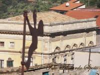 Santa Maria di Licodia, palazzo Ardizzone, dal campanile della Chiesa Madre  - Santa maria di licodia (1519 clic)